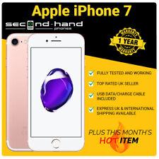 Apple iPhone 7 - 32GB - Rose Gold - (UNLOCKED/SIMFREE) - Grade C