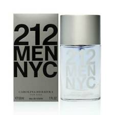 212 NYC Men by Carolina Herrera 1.0 oz Eau de Toilette Spray ** sealed box **
