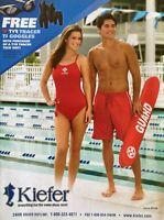 Spring 2004 KIEFER SWIMWEAR & SWIM GEAR Catalog