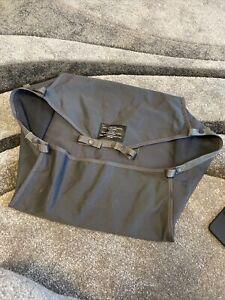 Maclaren Major Elite Special Needs Stroller Shopping Basket - Grey. Good Cond!