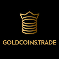 Goldcoins.Trade The Actual Domain Name to Sell Gold Coins
