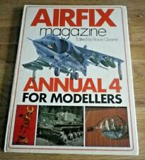AIRFIX MAGAZINE ANNUAL FOR MODELLERS 4 Bruce Quarrie