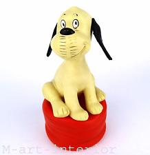 Großer Wum, Loriot Hund, ZDF Aktion Sorgenkind, von Goebel, höhe 15,5 cm !