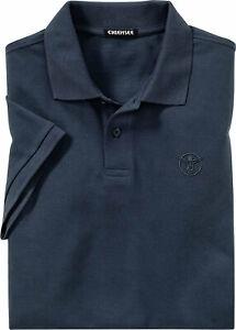 Chiemsee Herren Poloshirt Farbe marine Größe XL (UVP 49,95) nur 1xVersandk.