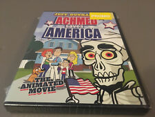 SEALED Achmed Saves America Jeff Dunlap: The Animated Movie (DVD, )