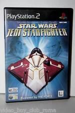STAR WARS JEDI STARFIGHTER GIOCO USATO BUONO STATO SONY PS2 ED. ITA FR1 32378