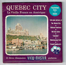 VIEW-MASTER - S3 QUEBEC CITY | Buy 3 or More For Free Shipping