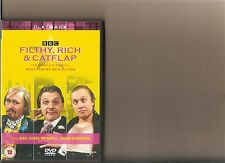 FILTHY RICH AND CATFLAP DVD COMPLETE SERIES 1 RARE BBC COMEDY RIK MAYALL