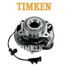 Dodge Journey Rear Passenger Right Wheel Bearing & Hub Assembly Timken HA590361