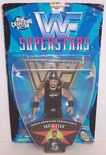 "New! 1997 Jakk's Pacific WWF Superstars ""Savio Vega"" Action Figure WWE [843]"