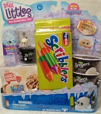 Shopkins REAL LITTLES Now In The Freezer LIL' Shopper Pack Breyers Ice Cream New