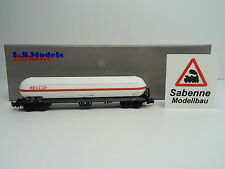 L.S. Models Spur N 60141 Gaskesselwagen Uas SNWR SNCF Ep.IV-V OVP C581