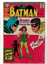 Batman 181 Dc comics poison Ivy 1st appearance no Pin up poster VG 4.0