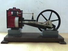 Antique Russian Steam Engine Model Science Class demonstration*