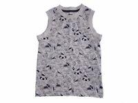 NWT Boy's Gymboree Mix n' Match shark ocean gray tank top shirt ~ 3 4 FREE SHIP