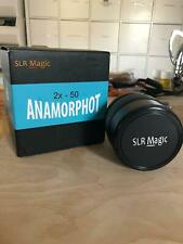 ANAMORPHOT ANAMORPHIC LENSES FOR DIGITAL DSLR. GREAT CONDITION.