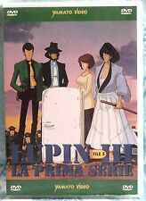LUPIN III - LA PRIMA SERIE - FILE5 - DVD CARTOON N.01496