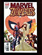 Marvel Zombies #5 NM Kirkman (Walking Dead) Suydam Avengers X-Men Venom Galactus