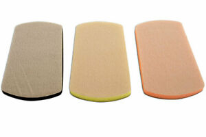Power-Tec 91495 3 Piece Sanding Pad Kit
