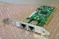 IBM 03N5298 Dual Port 10/100/1000 PCI-X Ethernet NIC D15114-004