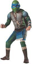 Boys Leonardo Muscle Chest Teenage Mutant Ninja Turtle Movie Kids Fancy Dress 8 - 10 Years 888972