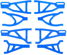 New Traxxas Revo 3.3 / E-Revo Complete RPM A-Arm Set Front Rear Upper Lower Arms