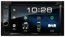 Kenwood DDX4018DAB Doppel-DIN CD/DVD/MP3-Autoradio mit Touchscreen Bluetooth DAB