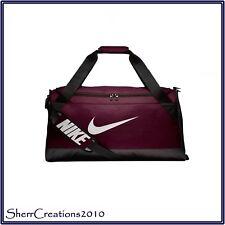 NWT NIKE BRASILIA MEDIUM DUFFEL BA5334-699 Training Gym Travel Bag #180223-100