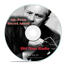 Mr. Keen + High Adventure, 936 Old Time Radio Shows, Action, Detective DVD G64