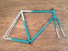 Sekai Eurosport 2600 1987 Road Bike Frameset w/ Tange Infinity Fork 56cm