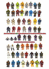 Master chief collection armor halo 5  Grunts Brute Arbiter Elite toys lot of 10