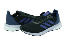 Adidas Women Astra-Run Training Shoes Run Black Blue Sneakers Boot Shoe Eh1524