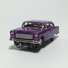 Model Motoring '55 Chevy Bel Air, Wild Orchid Purple, ThunderPlus Chassis