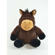 Gorgeous Plush Faux Fur Bellywarmer Donkey Lavender Grapeseed Pack Heatable Toy