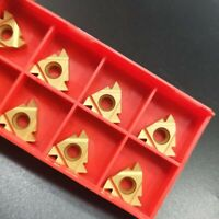 16IR AG60 BP010 Carbide Insert For Threading Turning Tool carbide bits For SNR