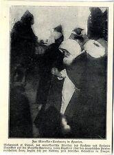 Mohammed El Torres (Marocco-conferenza) storica ingestione di 1906
