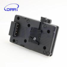 V-Mount Battery Power Plate Adapter for Sony Canon Nikon Panasonic DSLR Video