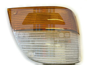 Saab 900 New Front Side Light And Indicator Lens Right