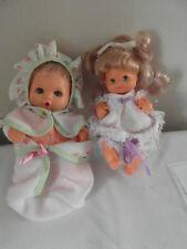 """Vintage poupée idéal bébé baby {1974} & un autre baby doll"""""""