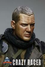 Art Figures 1/6 AF-019 Crazy Racer Tom Hardy Action Figure Toy Model Box Set