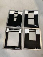 Lot Of 4 Film holders for Imacon/Hasselblad Flextight scanners Magnetic Slide