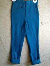 Riff Raff Pull On Cotton Jodhpurs* New*Sz Xsmall* Childs *Turquoise*