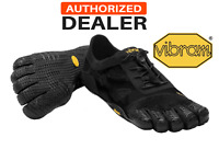 🔥VIBRAM KSO EVO BLACK Men's Shoes Sizes 38-47EU 7-13M US FiveFingers NEW 🔥