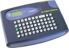 CASIO KL-60 Beschriftungsgerät mobiles Label Gerät Schriftband XR 6 9 12 mm NEU
