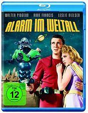 ALARM IM WELTALL (Walter Pidgeon, Leslie Nielsen) Blu-ray Disc NEU+OVP