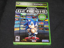 Sonic Ultimate Genesis Collection Xbox 360 Brand New and Sealed