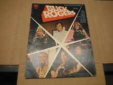 Buck Rogers Giant Movie Edition Large Comic Whitman