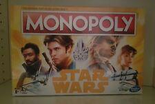 "Monopoly ""Solo, a Star Wars Story"" - Parker - neu & OVP"