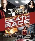Death Race: 2-Movie Box Set (DVD, 2011, 2-Disc Set)