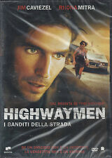 Dvd **HIGHWAYMEN ♦ I BANDITI DELLA STRADA** con Jim Caviezel nuovo 2004